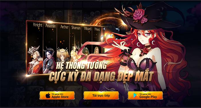 Epic Souls Mobile cho phép game thủ Việt được PVP với người chơi toàn cầu 1