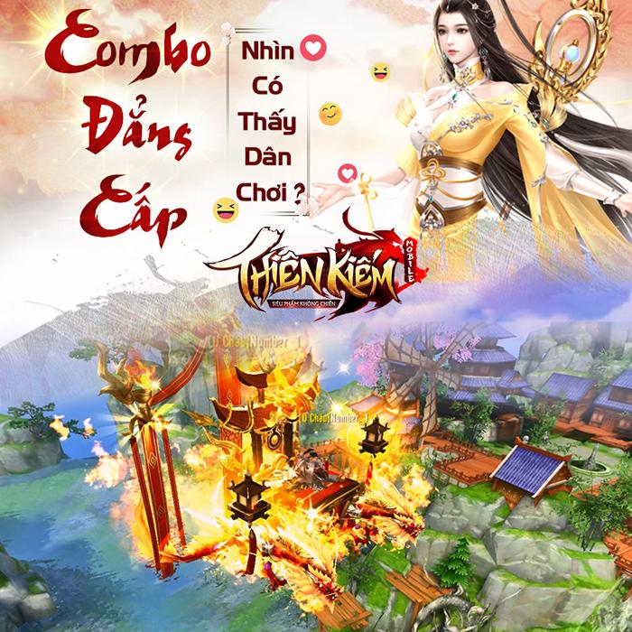 Tặng 555 giftcode game Thiên Kiếm Mobile 0