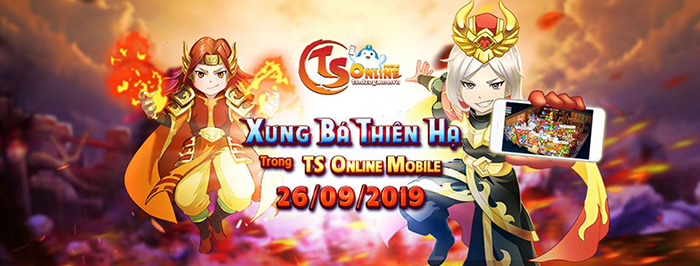 Tặng 666 giftcode game TS Online Mobile 0