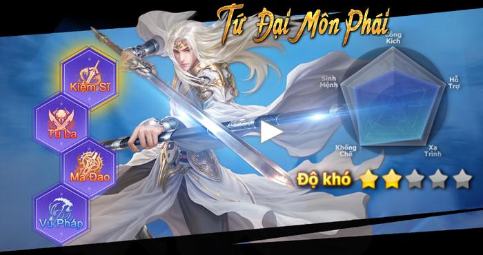 Lan Lăng Vương Mobile ra mắt trang chủ, hẹn mở game vào tháng 10 1