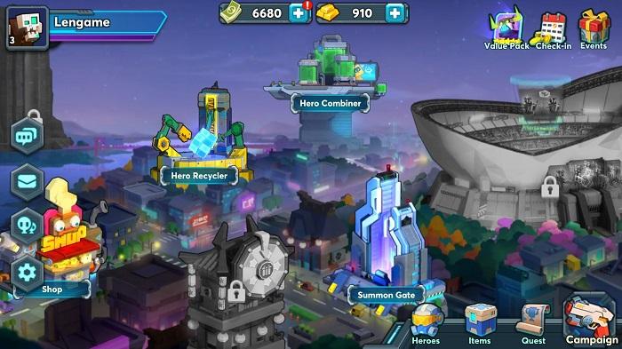 Nonstop Game kết hợp lối chơi idle sáng tạo mang đến trải nghiệm hoàn toàn mới 3
