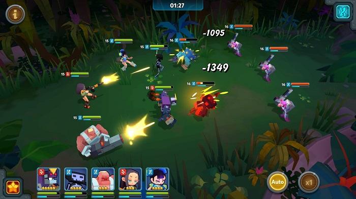 Nonstop Game kết hợp lối chơi idle sáng tạo mang đến trải nghiệm hoàn toàn mới 2