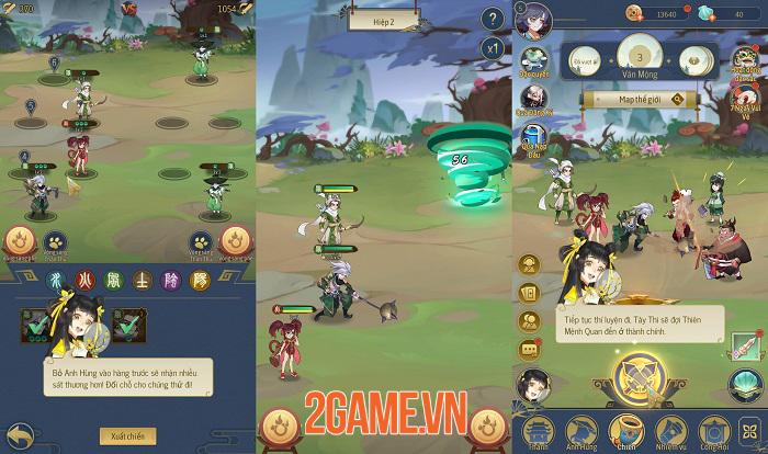 Top 10 game mobile mang lối chơi rảnh tay chiến thuật cực hay! 9
