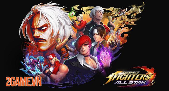 The King Of Fighters All Star xác nhận thời gian ra mắt phiên bản quốc tế 0