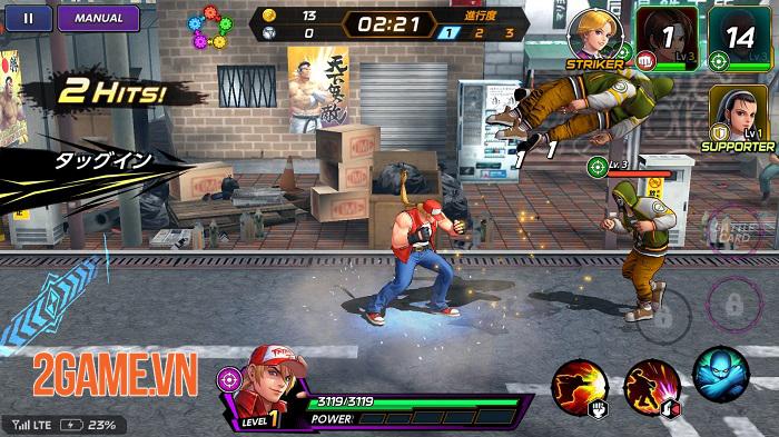 Top 7 game mobile lấy thương hiệu Quyền Vương 3