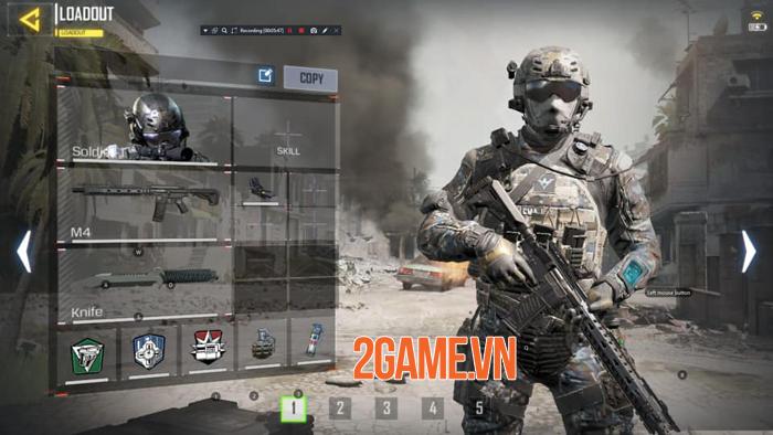 Call of Duty Mobile hội tụ những gì hay nhất của dòng MMOFPS truyền thống 3