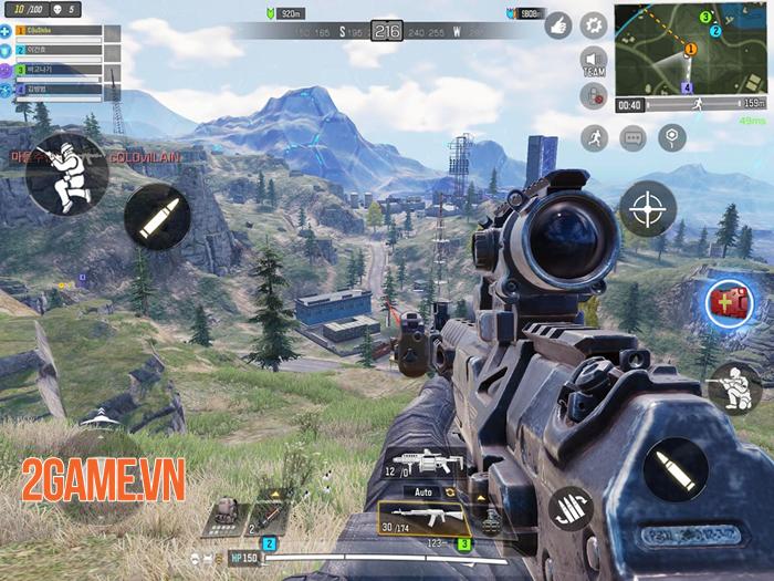 Call of Duty Mobile hội tụ những gì hay nhất của dòng MMOFPS truyền thống 4