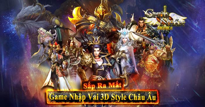13 game online mới vừa cập bến Việt Nam trong tháng 10 8