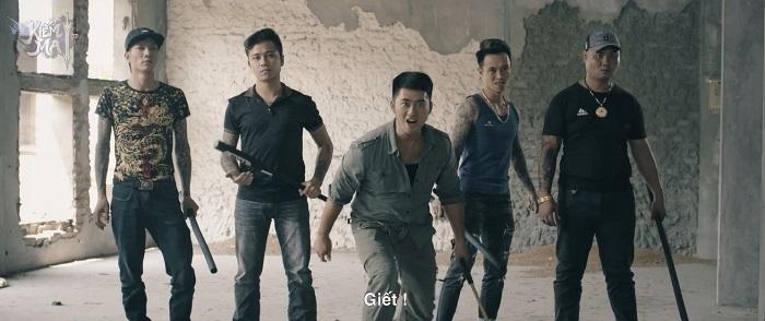 Lộ diện hình ảnh hai ngôi sao Người Phán Xử trong video quảng cáo Kiếm Ma 3D 1