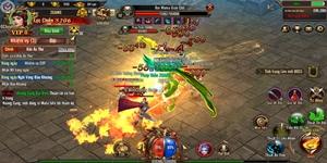 Mộng Chinh Đồ Mobile mô phỏng thời kỳ hoàng kim của dòng game nhập vai trên PC