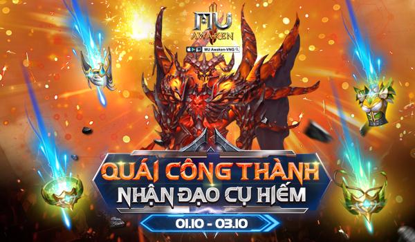 MU Awaken VNG tung event cày nguyên liệu đổi đồ xịn cho game thủ thỏa sức làm giàu 0