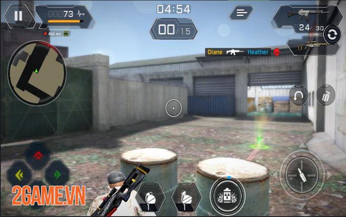 Special Force M - Phiên bản mobile của tựa game FPS Đặc Nhiệm Anh Hùng 1