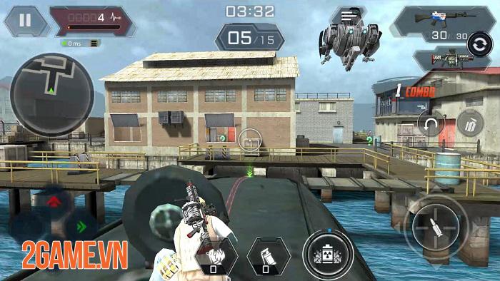 Top 6 game bắn súng di động sở hữu đồ họa sắc nét 4