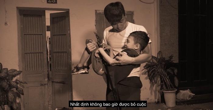 Tam Quốc Vương Giả tung clip phim ngắn cực cảm động nhân ngày lễ người cao tuổi 2