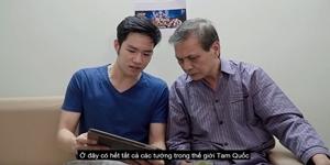 Tam Quốc Vương Giả tung clip phim ngắn cực cảm động nhân ngày lễ người cao tuổi