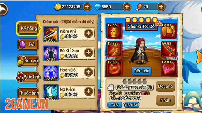 TOP 5 tướng được game thủ Kho Báu Huyền Thoại tôn làm bậc thánh nhân 3