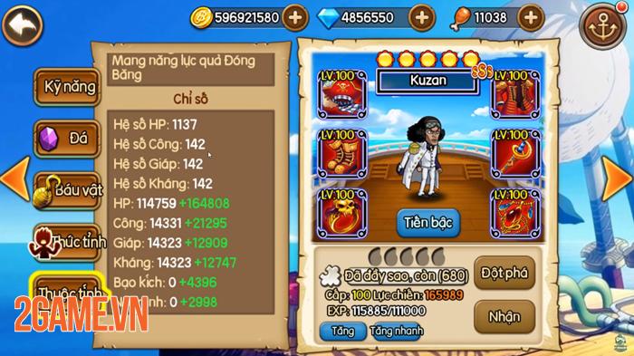 TOP 5 tướng được game thủ Kho Báu Huyền Thoại tôn làm bậc thánh nhân 5