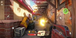 Bitter End – Game bắn súng hardcore với đồ họa hoạt hình bắt mắt