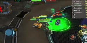 Car Alien – Đấu trường MOBA bắn xe 3vs3 độc đáo và khốc liệt