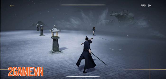 Yi jian - Game phong cách kiếm hiệp chỉ có PVP với đồ hoạ 3D bắt mắt 2
