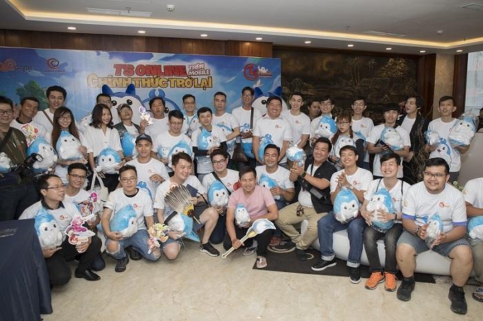 TS Online Mobile thu hút đông đảo game thủ thế hệ 8X tham gia 2