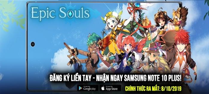 Epic Souls ấn định thời gian ra mắt tại thị trường Việt Nam 0