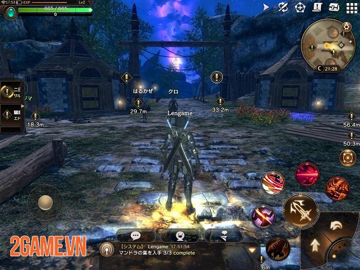 Eternal Mobile - Game MMORPG thế giới mở với đồ hoạ 3D chất lượng cao 2