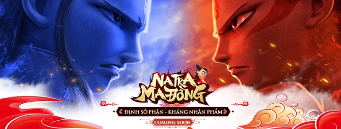 Game mobile chuyển thể từ phim ăn khách Na Tra Ma Đồng sắp ra mắt 1