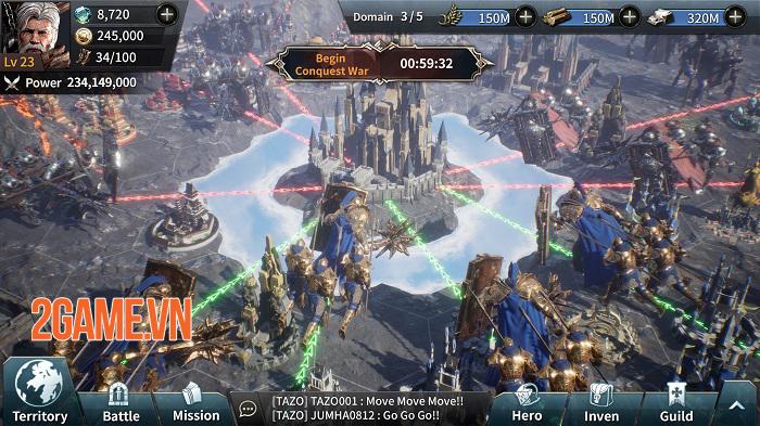Tựa game Project EX ra mắt phiên bản quốc tế với tên gọi Last Kings, hỗ trợ cả mobile lẫn PC 0