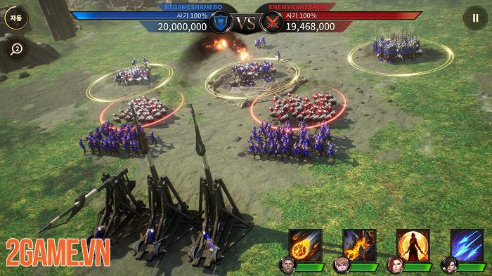 Tựa game Project EX ra mắt phiên bản quốc tế với tên gọi Last Kings, hỗ trợ cả mobile lẫn PC 3
