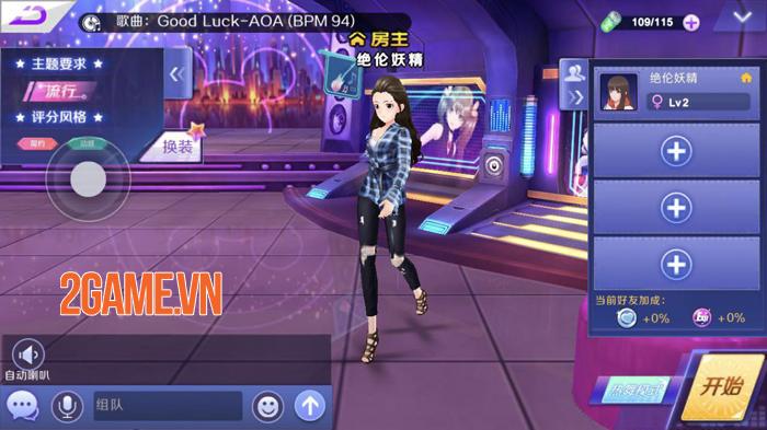 Au Idol chính là game nhảy đẹp nhất hiện nay sắp được SohaGame ra mắt 0