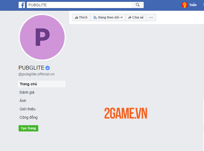 Garena Việt Nam đã hoàn tất mọi thủ tục để ra mắt PUBG Lite 2