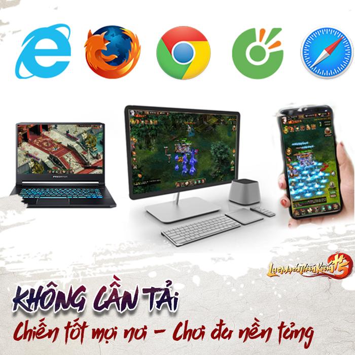 GOSU sắp ra mắt game mới Lục Mạch Thần Kiếm H5 0