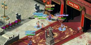 GOSU sắp ra mắt game mới Lục Mạch Thần Kiếm H5