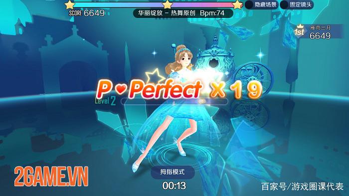 Au Idol chính là game nhảy đẹp nhất hiện nay sắp được SohaGame ra mắt 2