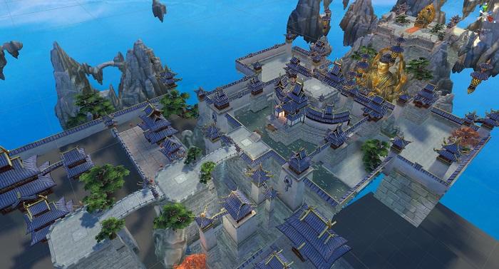 Đào Hoa Kiếm Mobile thách thức thị trường game nhập vai 3D Việt Nam 2