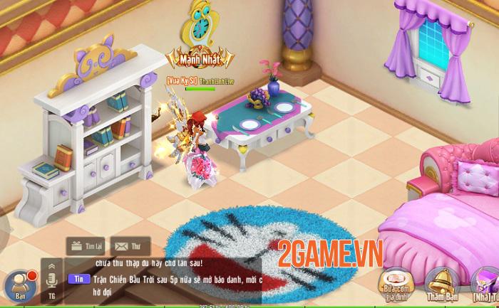 Game nhập vai kute Thánh Linh 3D Mobile cập bến Việt Nam 0
