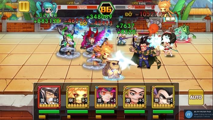 Top 7 game đấu thẻ tướng đang thu hút đông đảo game thủ Việt 2