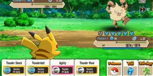 Game mới Poke M đã được VTC Game việt hóa xong
