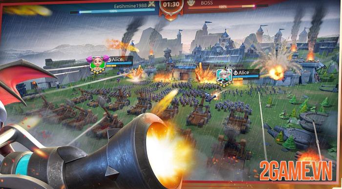 Legion and Order - Game chiến thuật với những trải nghiệm chiến đấu chưa từng có 2