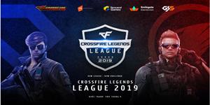 Giải đấu nghiệp dư CrossFire Legends League 2019 đã chính thức mở đăng ký