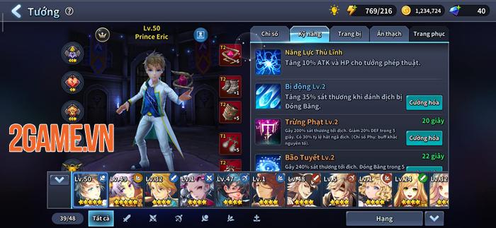 Epic Souls: Triệu Hồi Sư cho phép xây dựng đội hình theo chiến thuật của riêng bạn 2