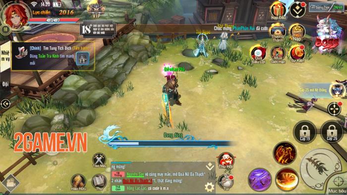 Lan Lăng Vương Mobile sở hữu đồ hoạ 3D trau chuốt, gameplay cày cuốc cực chất 4