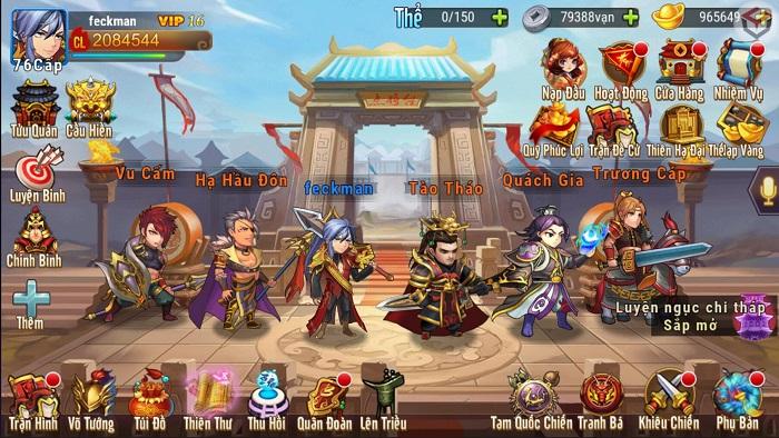 Chúa Công Chạy Mau – Game mobile chiến thuật nhập vai dành cho mọi lứa tuổi 1