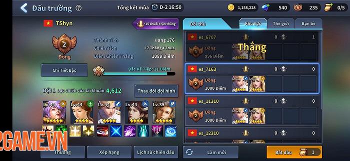 Epic Souls: Triệu Hồi Sư cho phép xây dựng đội hình theo chiến thuật của riêng bạn 3