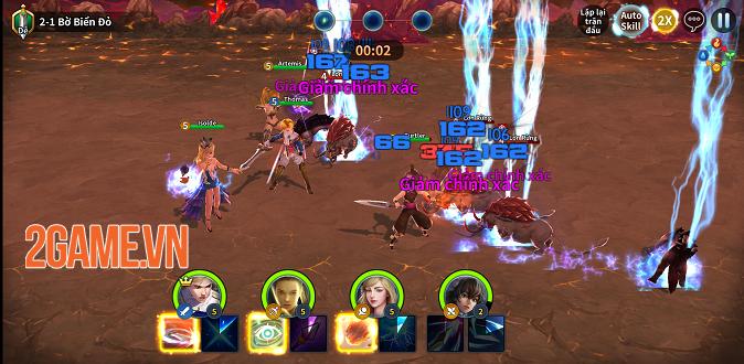 Epic Souls: Triệu Hồi Sư cho phép xây dựng đội hình theo chiến thuật của riêng bạn 1