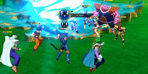 Fighter King – Game chiến thuật thẻ tướng đồ hoạ 3D chủ đề 7 viên ngọc rồng