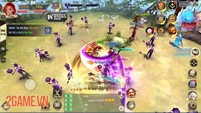 Lan Lăng Vương Mobile sở hữu đồ hoạ 3D trau chuốt, gameplay cày cuốc cực chất 2