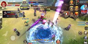 Lan Lăng Vương Mobile sở hữu đồ hoạ 3D trau chuốt, gameplay cày cuốc cực chất