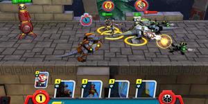Super Dinosaur: Kickin' Tail – Game chiến thuật thẻ bài đồ hoạ hoạt hình thú vị